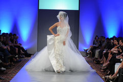 Amal Sarieddine - New York Fashion Week Stock Photography