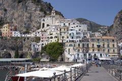 Amalfi Imagens de Stock