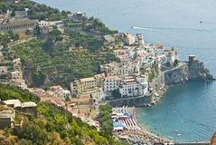 Amalfi Stock Afbeeldingen