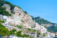 Amalfi Stock Photo