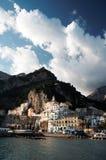 Amalfi Fotografía de archivo libre de regalías