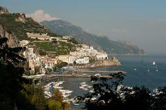 Amalfi Royalty-vrije Stock Fotografie