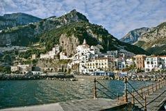 Amalfi Royalty Free Stock Photos