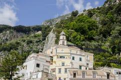 Amalfi Royalty Free Stock Photo