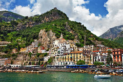 Amalfi Royalty Free Stock Images