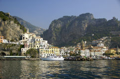 Amalfi Royalty Free Stock Images
