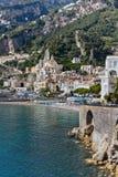 Amalfi photographie stock libre de droits