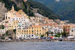 Amalfi Fotografia de Stock Royalty Free