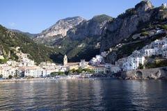 Amalfi Fotografia Royalty Free