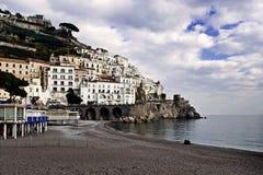 Amalfi Stock Foto