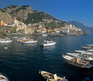 Amalfi Immagine Stock