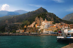 Amalfi Royalty Free Stock Photo