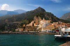 Amalfi Fotografia Stock Libera da Diritti