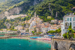Amalfi, Amalfi Coast, Campania, Italy Stock Photo