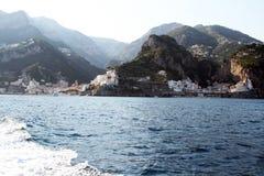 Amalfi and atrani Stock Photos