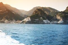 Amalfi atrani Stock Image