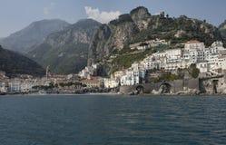 amalfi brzegowy Italy Obrazy Stock