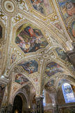 Amalfi Cathedral crypt Stock Images
