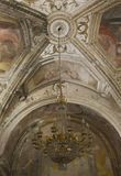Amalfi Cathedral, Crypt of St. Andrew, detail Royalty Free Stock Images