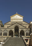 Amalfi Cathedral Royalty Free Stock Image