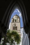 Amalfi Cathedral in Italy Royalty Free Stock Image