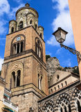 Amalfi Church. Tower, Italy, Europe Royalty Free Stock Image