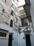 Amalfi cityview i Italie fotografering för bildbyråer