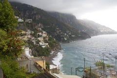 Amalfi Coast Royalty Free Stock Photography