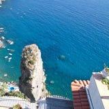 Amalfi Coast Stock Image