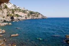 Amalfi Coast Royalty Free Stock Photo