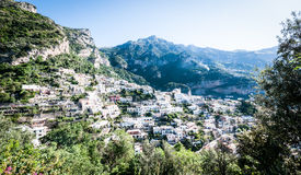 Amalfi-coast Royalty Free Stock Photography