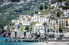Amalfi-coast Stock Photos