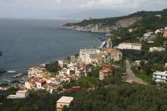 Amalfi coast Stock Images