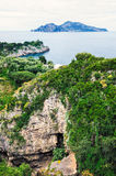 Amalfi Coast Stock Photography