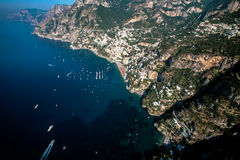 Amalfi coast Royalty Free Stock Photography