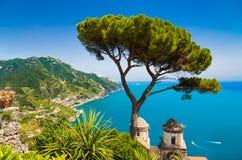 Amalfi Coast, Campania, Italy Stock Images