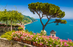 Amalfi Coast, Campania, Italy Royalty Free Stock Photography