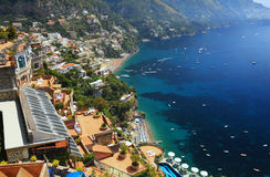 Amalfi Coast, Campania, Italy Royalty Free Stock Photography