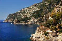 Amalfi Coast, Campania, Italy stock photography
