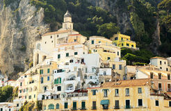 Amalfi Coast, Campania, Italy Stock Photography