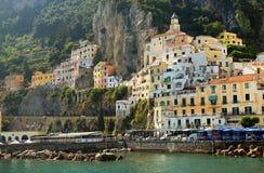 Amalfi Coast, Campania, Italy stock image