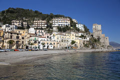 Amalfi coast, Cetara Royalty Free Stock Image