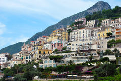 Amalfi Coast, city Raito Royalty Free Stock Photos