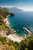 Amalfi coast, Italy Royalty Free Stock Images