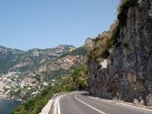 Amalfi Coast -Italy Royalty Free Stock Image
