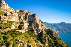 Amalfi Coast Italy Stock Photos