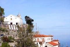 Amalfi Coast Italy Stock Photography