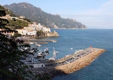 Amalfi Coast Italy Royalty Free Stock Images