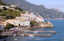 Amalfi Coast Italy Royalty Free Stock Photo