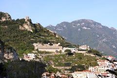 Amalfi Coast Italy Stock Images